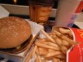 2010/03/28 クォーターパウンダーチーズ