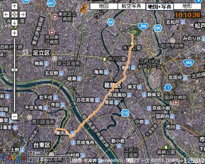 2011/06/05 水元公園