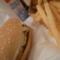 2011/09/09 チーズ月見バーガー