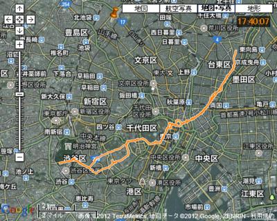 2012/06/02 代々木&乃木坂