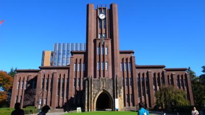 2012/11/10 安田講堂