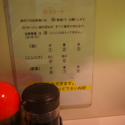 2014/02/04 麺家 ぶんすけ
