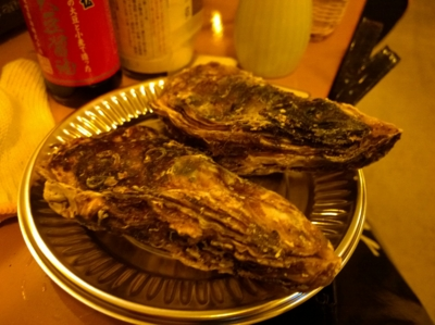 2015/02/24 牡蠣の家