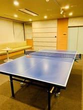 伊東園ホテル熱海館卓球台の写真