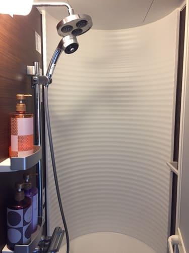 ホテル大野屋シャワーブース写真