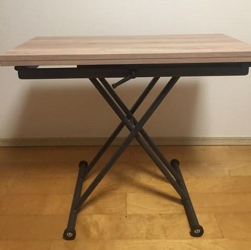 リフティングテーブル全体写真