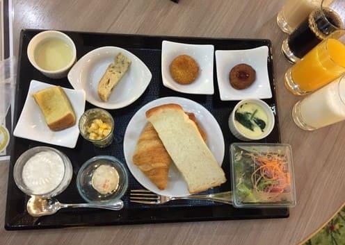 札幌ビューホテル大通公園朝食写真1