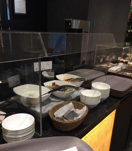 インターゲート東京の朝食の写真
