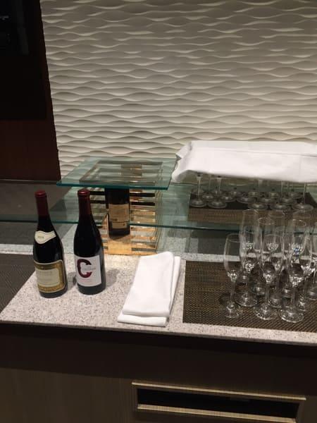 ロイヤルパークホテルのカクテルタイム写真2