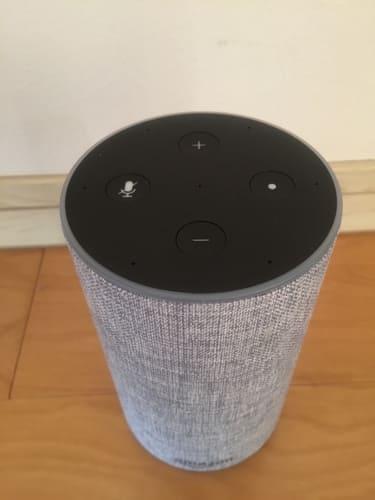 Amazon Echo本体の写真 title=