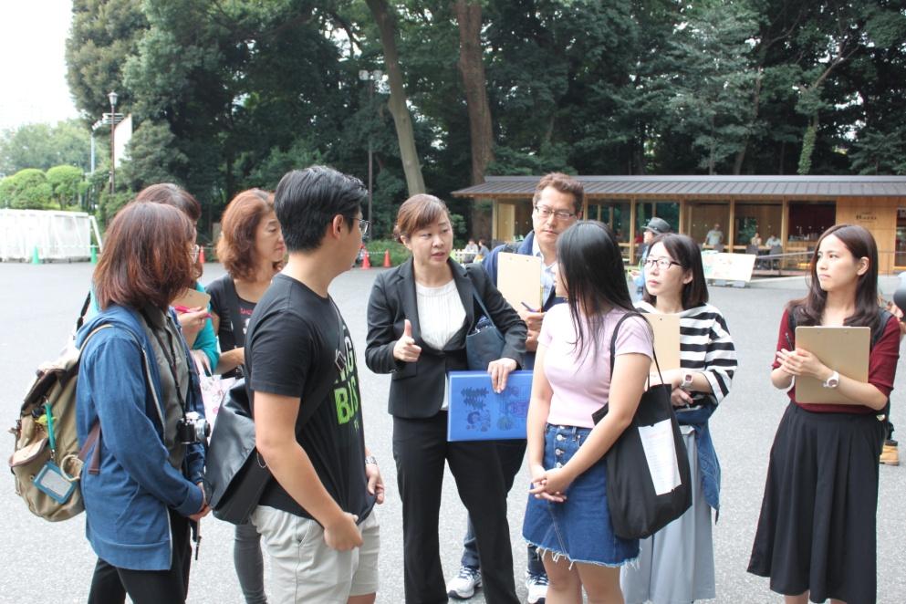 【開催報告】明治神宮で英語ボランティアガイドに挑戦!(9月30日)