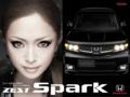 [浜崎あゆみ] 1024×768 「Honda ZEST Spark」