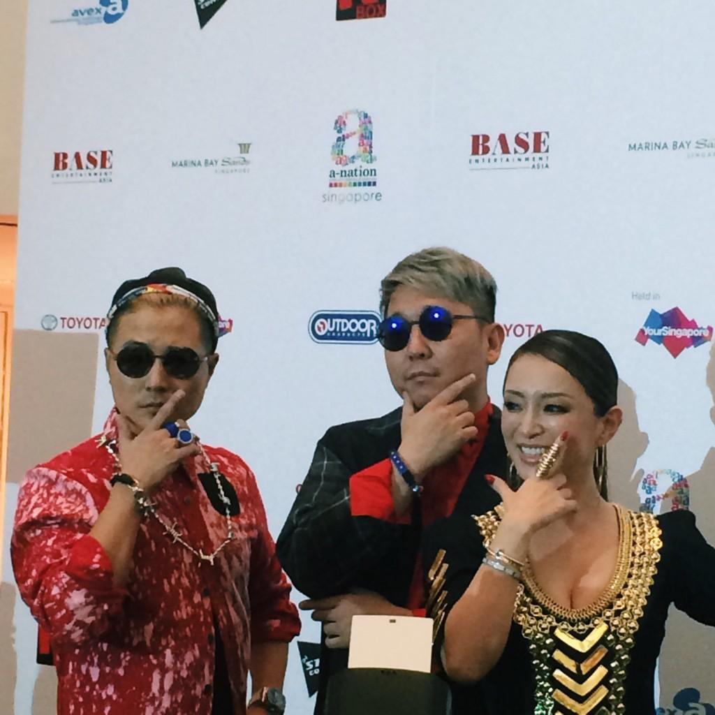 [浜崎あゆみ][Hamasaki][a-nation][singapore][Premium][Showcase]