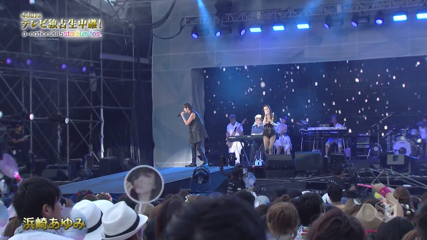 [浜崎あゆみ][a-nation][a-nation2015][DEPARTURES][a-nation2015DEPARTURES]