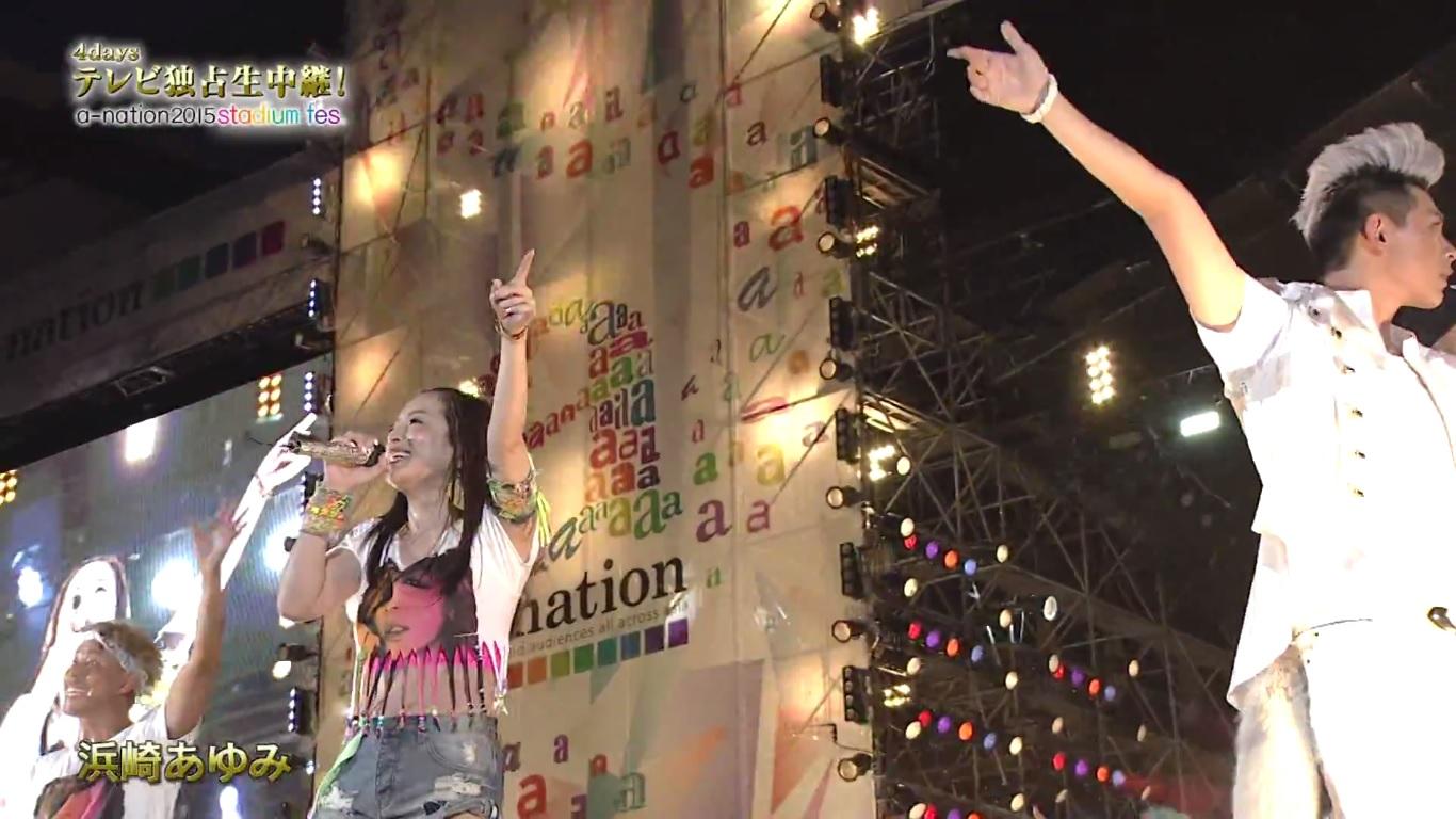 [浜崎あゆみ][a-nation][a-nation2015][July1st][a-nation2015July1st]