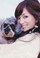 [popteen][浜崎あゆみ][AyumiHamasaki][モアレ除去][DIVA][歌姫][美女][美人]popteen 2006年2月号