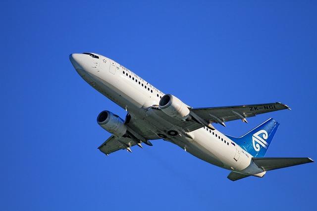 ニュージーランド航空 エコノミークラス評判