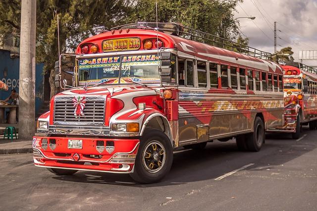 スペイン語 バス