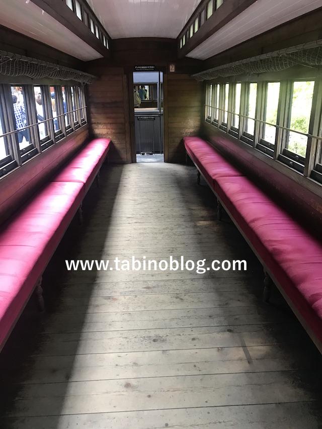 三等客車ハフ11・13・14