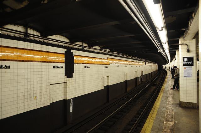 ニューヨーク 地下鉄 治安