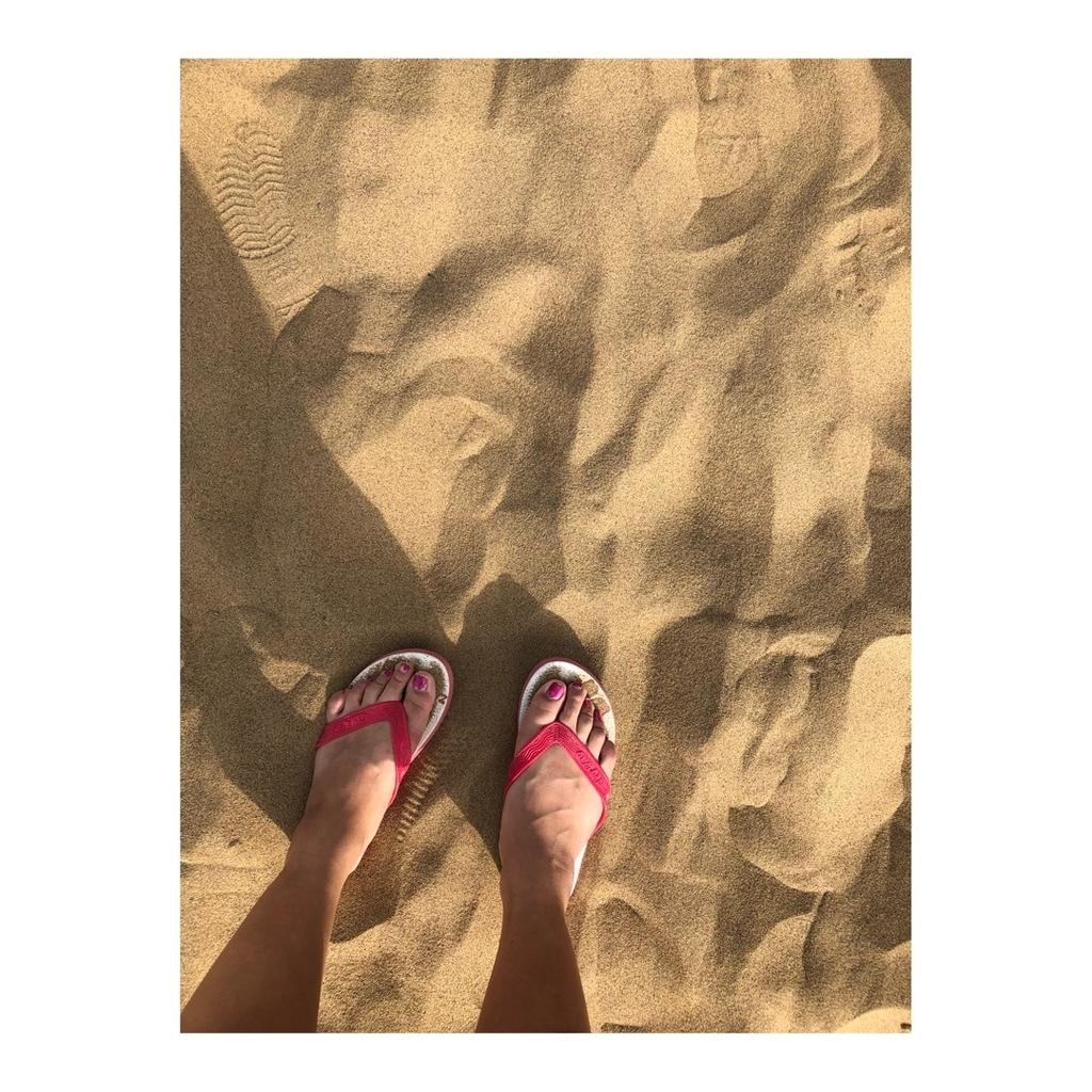 鳥取砂丘 歩く靴