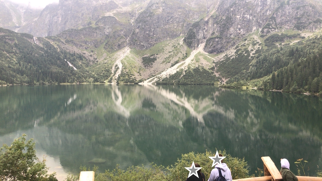 モスキエオコ湖