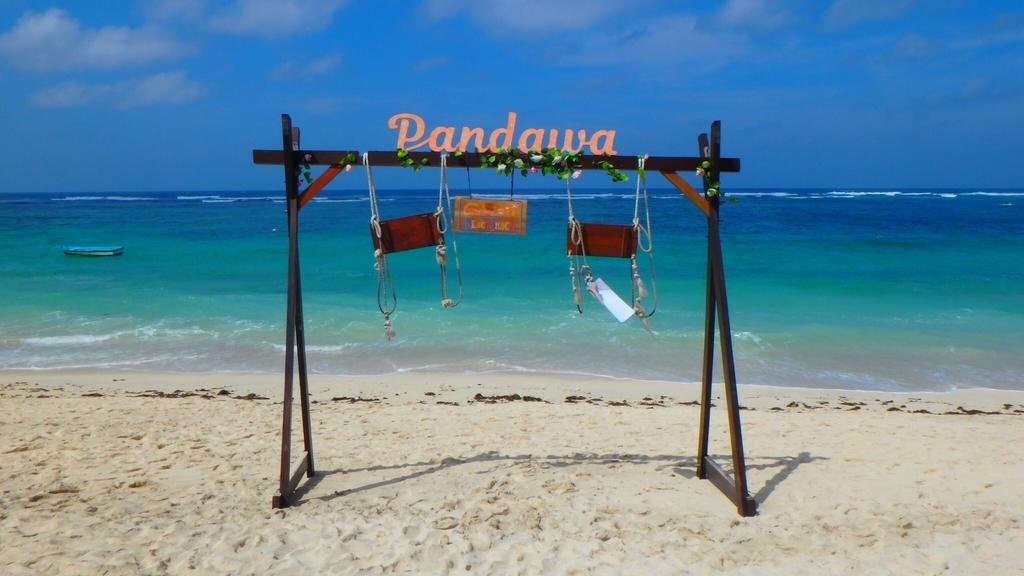 パンダワビーチ ブランコ