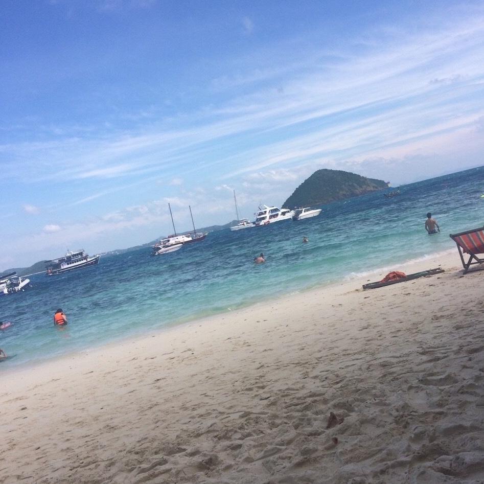 コーラル島 マリンスポーツ