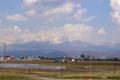 [北海道][富良野][十勝岳連峰]富良野盆地と富良野岳