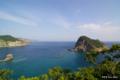 [北海道][積丹半島][海]黄金岬から望む宝島とゴメ島 @積丹半島