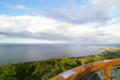 [北海道][サロマ湖]展望台から望むサロマ湖