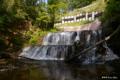 [北海道]鹿鳴の滝