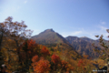 [北海道][大雪山]朱染まる黒岳