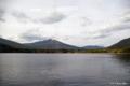 [北海道][大雪山]然別湖岸の紅葉 IV 北ペトゥトル山