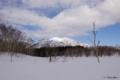 [北海道][冬景色]白銀のイワオヌプリ II