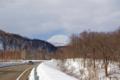 [北海道][冬景色][ニセコ]白銀のチセヌプリ II