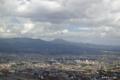 [北海道][函館]函館山から望む三森山