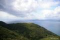 [北海道][函館]函館山から松前半島を望む