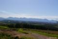 [北海道][旭川][大雪山]就実の丘から望む十勝岳連峰
