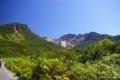 [北海道][美瑛][十勝岳連峰]三段山と上ホロカメットク山