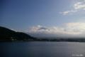 [山梨県][富士五湖]河口湖から望む富士 I