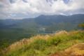 [山梨県][青木ヶ原樹海][富士五湖]三湖台から望む西湖