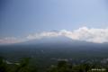 [山梨県][青木ヶ原樹海][富士山]紅葉台から望む富士