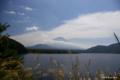 [山梨県][富士五湖][富士山]本栖湖と富士山 I