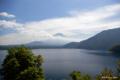 [山梨県][富士五湖][富士山]本栖湖と富士山 IV (紙幣意匠地点)