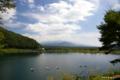 [山梨県][富士五湖][富士山][青木ヶ原樹海]精進湖 II