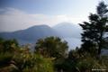 [山梨県][富士五湖][青木ヶ原樹海]パノラマ台から望む本栖湖