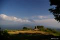 [山梨県][富士山][青木ヶ原樹海]パノラマ台から望む富士 I
