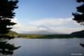 [山梨県][富士五湖][富士山][青木ヶ原樹海]精進湖 VII