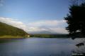 [山梨県][富士五湖][富士山][青木ヶ原樹海]精進湖 VIII